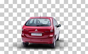 Compact Car Citroën Xsara Picasso Minivan PNG