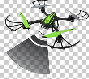 Unmanned Aerial Vehicle Drone Racing Quadcopter Hubsan X4 PNG