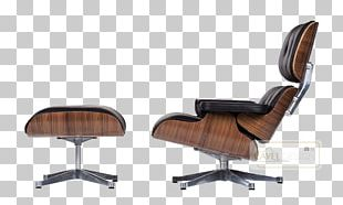Eames Lounge Chair Egg Barcelona Chair Leather PNG
