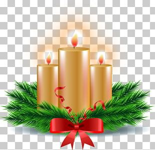 Christmas Ornament Candle Christmas Day PNG
