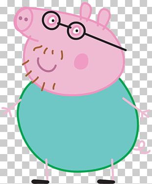 Daddy Pig Mummy Pig Granny Pig Grandpa Pig PNG