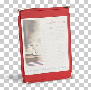 Hotel Restaurant Menu Paper Bar PNG
