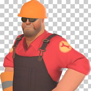 Team Fortress 2 Chin Engineer Fat Neck PNG