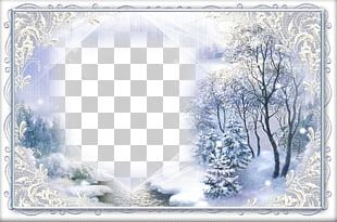 Frames Light Winter PNG