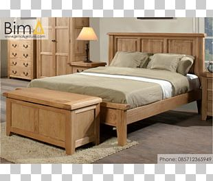 Bed Frame Headboard Bed Size Platform Bed PNG