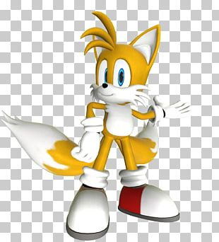 Tails Sonic Chaos Drawing PNG