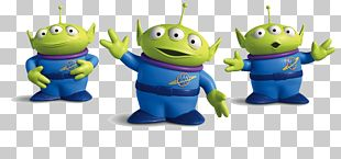 Buzz Lightyear Jessie Sheriff Woody Toy Story Little Green Men PNG
