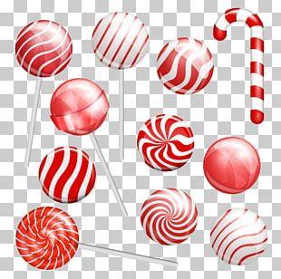 Lollipop Candy Cane Bonbon PNG