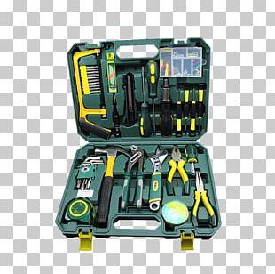 Toolbox Set Tool DIY Store PNG