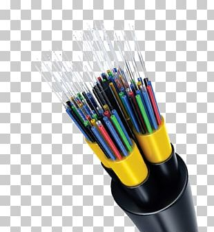 Electrical Cable Optical Fiber Optics Fiber To The Premises PNG
