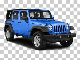 2018 Jeep Wrangler JK Unlimited Sport Sport Utility Vehicle Chrysler Car PNG