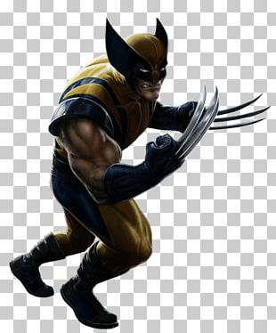 Wolverine Professor X PNG