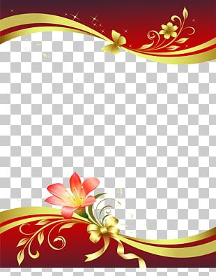 Paper Stationery Flower Pin PNG