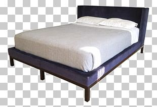 Bed Frame Couch Furniture Mattress PNG