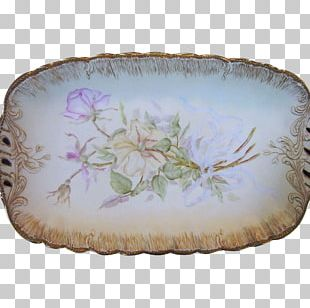 Tray Rectangle Porcelain PNG