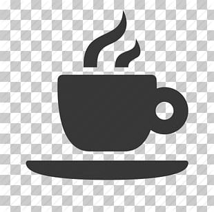 White Coffee Tea Cafe Computer Icons PNG