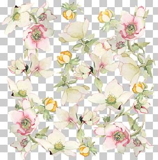 Flower Spring Autumn Pattern PNG