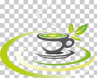 Green Tea Coffee Bubble Tea Cafe PNG