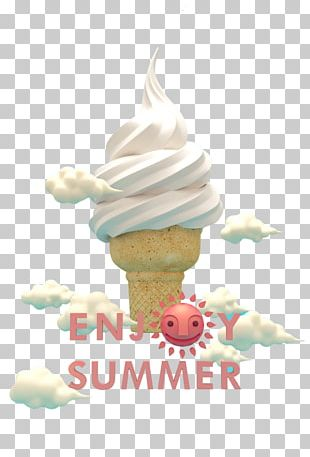 Ice Cream Cone Sweetness PNG