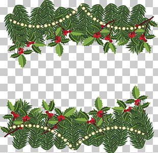 Christmas Tree Pine Leaf Christmas Ornament PNG