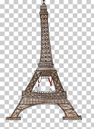Eiffel Tower Vintage Clothing Drawing Desktop PNG