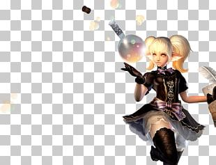 Lineage II Character Blade & Soul Work Of Art PNG