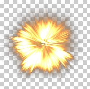 Explosion Sprite PNG