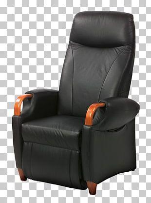 Recliner Massage Chair Fauteuil Medior Comfort PNG