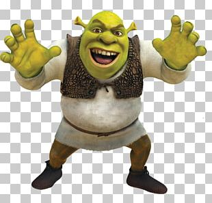 Princess Fiona Donkey Shrek Forever After Film PNG