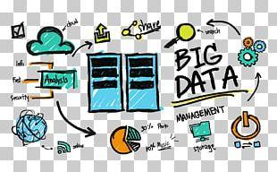 Big Data Data Analysis Information Data Processing PNG