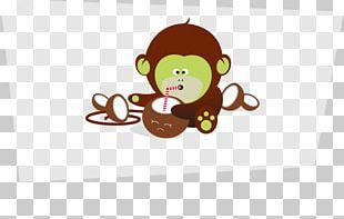 Monkey Primate Desktop PNG