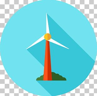Energy Technology Wind Power Computer Icons PNG