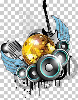 Nightclub Background Music Party PNG