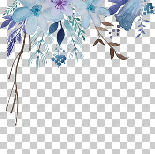 Watercolor: Flowers Watercolour Flowers Watercolor Painting Graphics PNG