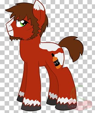 Dog Pony Horse Legendary Creature PNG