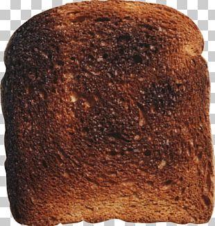 Sliced Bread Toast Food PNG