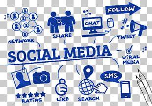 Social Media Marketing Online Community Manager Management PNG