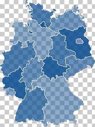 Bremen States Of Germany Brandenburg Map PNG
