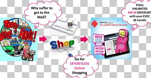 Online Shopping Graphic Design Service PNG