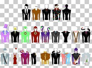 Slenderman Creepypasta Art Clothing Graphic Design PNG