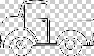 Pickup Truck Thames Trader Car Toyota Hilux Ram Pickup PNG