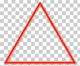 Fire Triangle Art Area PNG