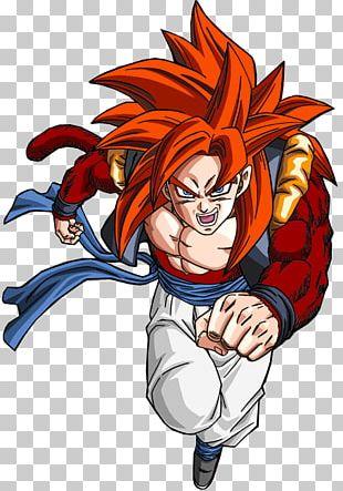 Gogeta Goku Vegeta Dragon Ball Heroes Baby PNG