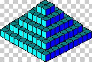 Pyramid Of Austerlitz Pixel Art PNG