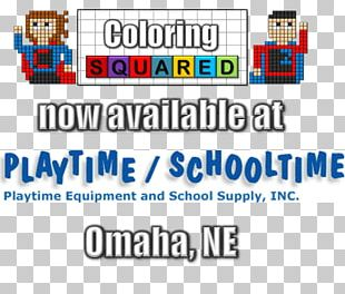 Coloring Squared: Addition And Subtraction Coloring Book Square Number PNG