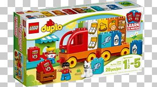 LEGO 10818 Duplo My First Truck Lego Duplo Toy Block PNG