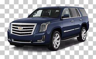 2016 Cadillac Escalade Car 2015 Cadillac Escalade Sport Utility Vehicle PNG