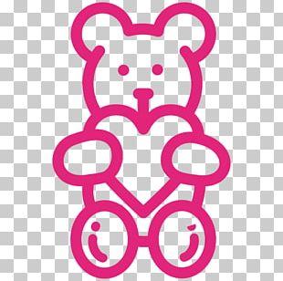 Body Jewellery Line Pink M PNG