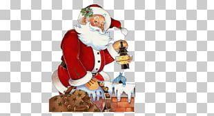 Santa Claus Christmas Saint Nicholas Day Gift PNG