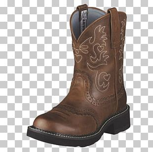 Ariat Cowboy Boot Riding Boot Shoe PNG
